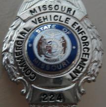 Missouri State Highway Patrol Badge
